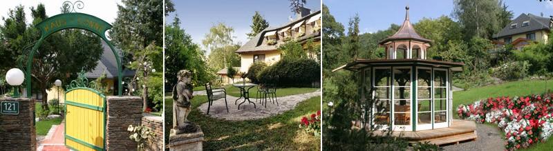 Haus Sonne - Garten