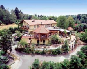 Häuserl im Wald Haupthaus