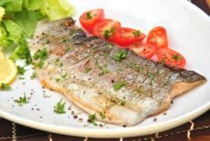 Fischwochen - zur Speisekarte