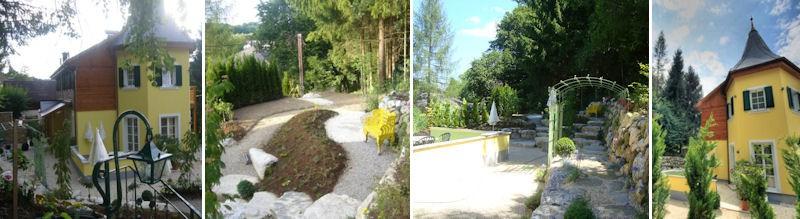 Mauracher Schlössl Garten