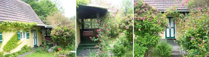 Haus Rosenstöckl Garten